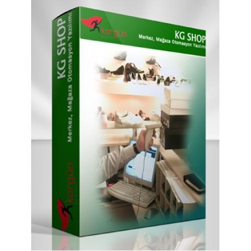 Kg-Shop Prim Sistemi 1-5 Mağaza Modülü